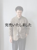 allinone(オールインワン) KIWI shirts dirty khaki