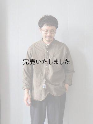 画像1: allinone(オールインワン) KIWI shirts dirty khaki