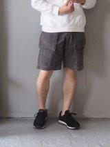 ARAN(アラン) MCP SHORTS CORD グレー