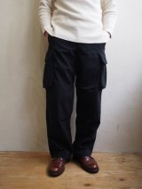 Daily wardrobe Industry(デイリーワードローブインダストリー) M-47 Trousers BLACK
