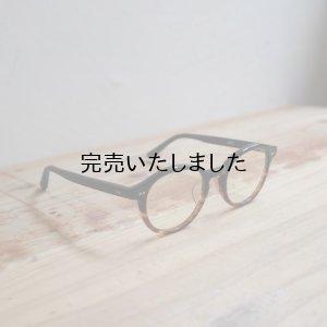 画像1: kearny eye wear(カーニーアイウェア) grant ブラック×ブラウン