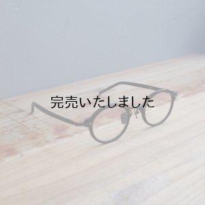 画像1: kearny eye wear(カーニーアイウェア) susan ブラック(クリアレンズ)