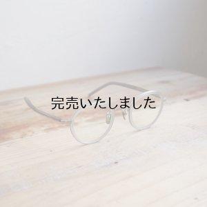 画像1: kearny eye wear(カーニーアイウェア) orville クリアグレー