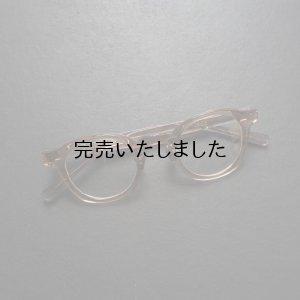 画像1: kearny eye wear(カーニーアイウェア) dearie light brown
