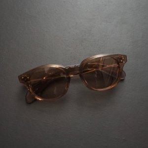 画像1: kearny eye wear(カーニーアイウェア) jazz light brown