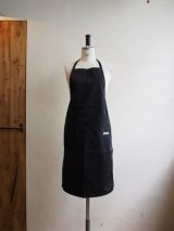 NAPRON BLUE LABEL(ナプロンブルーレーベル) 4POCKET FULL APRON BLACK
