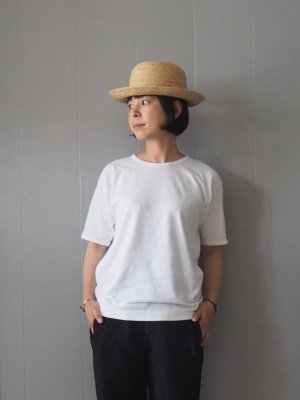 画像1: OLDE THINGS by Olde Homesteader NO.1 T-SHIRT-ホワイト