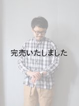 Style Craft Wardrobe(スタイルクラフトワードローブ) SHIRTS #4 チェック