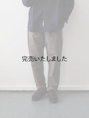 画像1: Style Craft Wardrobe(スタイルクラフトワードローブ) PANTS #5 コットンAVOS