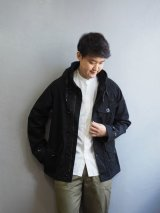 WORKERS(ワーカーズ) RAF PARKA-ラフパーカ- VENTILE BLACK