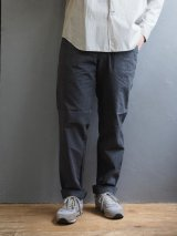 WORKERS(ワーカーズ) FWP Trousers-ブラックシャンブレー-